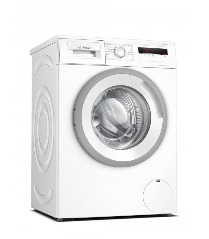 Bosch WAN28081GB 7kg 1400 Spin Washing Machine - White - A+++ Rated - 4