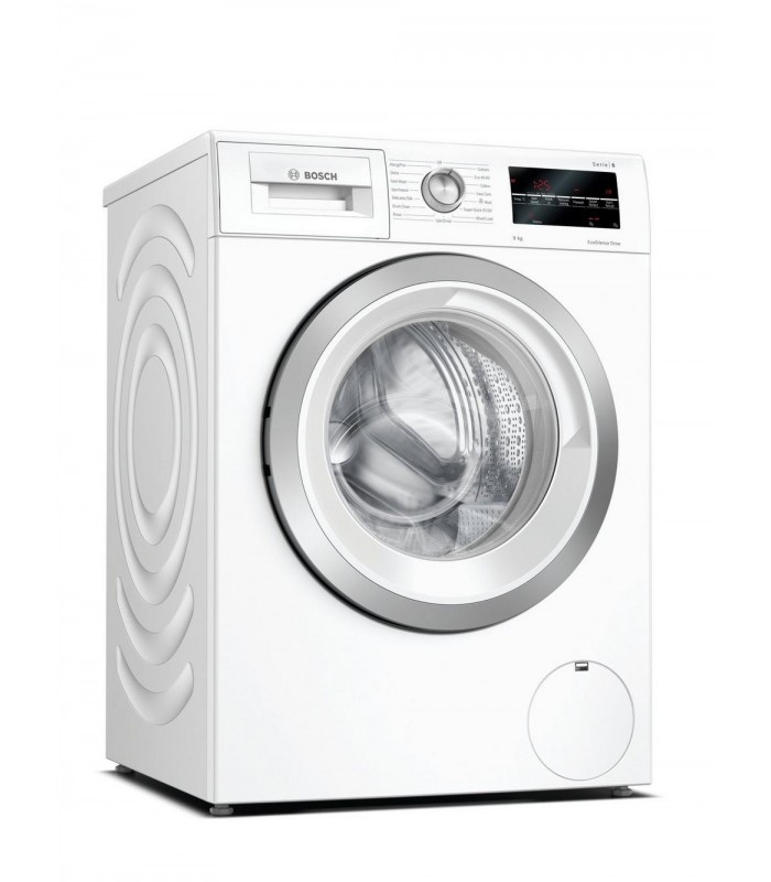 Bosch WAU28T64GB 9kg 1400 Spin Washing Machine - White - A+++ Rated - 2